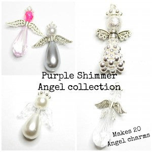 Angel Collection - Purple Shimmer