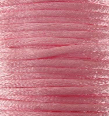 Satin Cord - Baby Pink