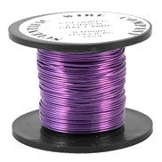 Copper Craft Wire - Supa Lilac