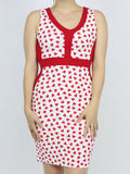 Red Bodycon Dress - Capsuleight