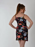 Floral Casual Day  Dress - Capsuleight