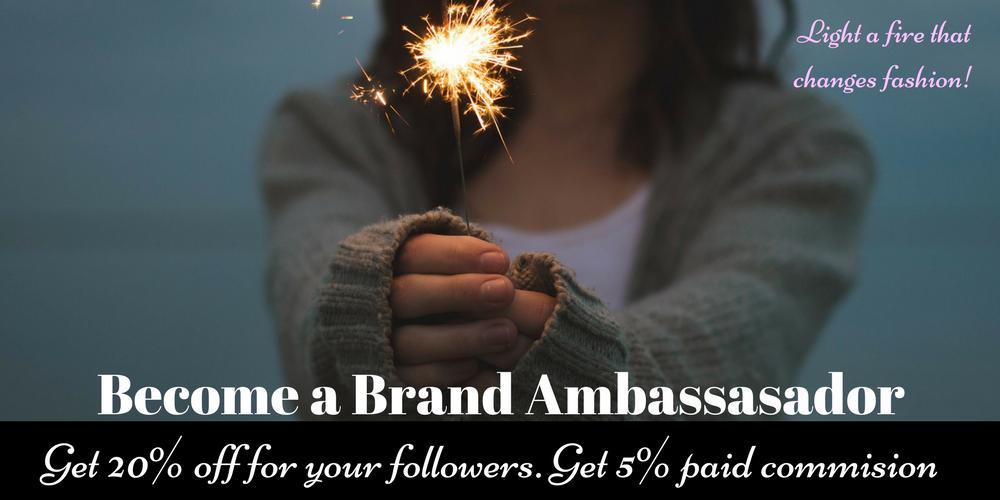 Become a brand Ambassador with Capsuleight