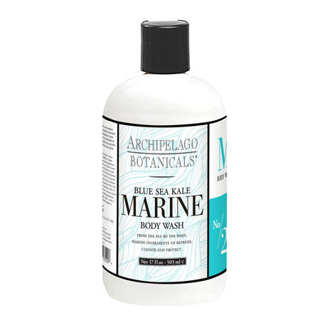 Blue Sea Kale Bodywash