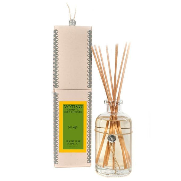 Aromatic Reed Diffuser Bright Leaf Tobacco