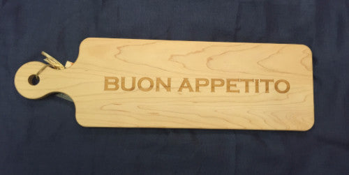 Buon Appetito Cutting Board