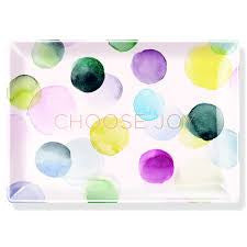 Choose Joy Small Rectangle Tray