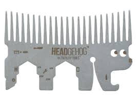 Headgehog Pocket Comb Multi-Tool