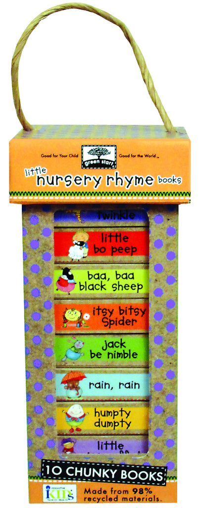 Little Nursery Rhyme Books