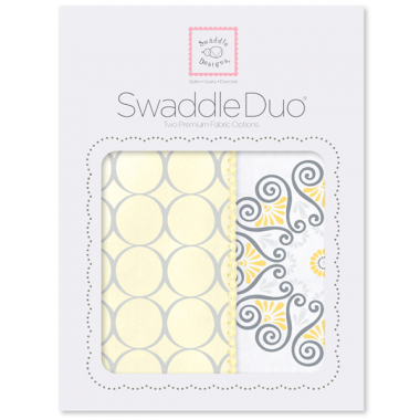 Baby Swaddle Duo