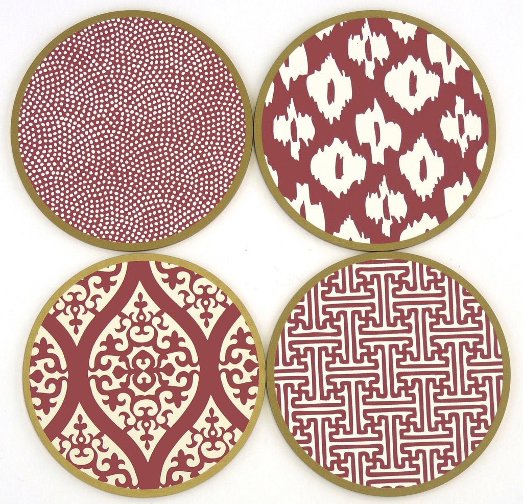 Mixed Bag Coasters
