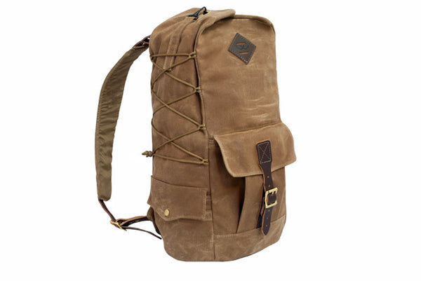 Canvas Utility Duffle