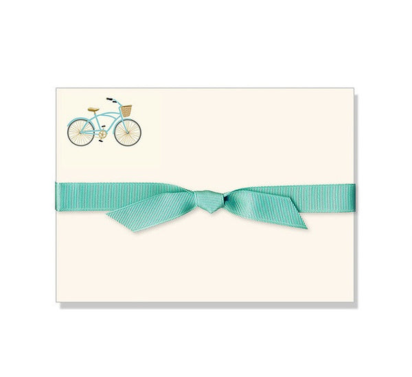 Bicycle Flat Correspondence Cards