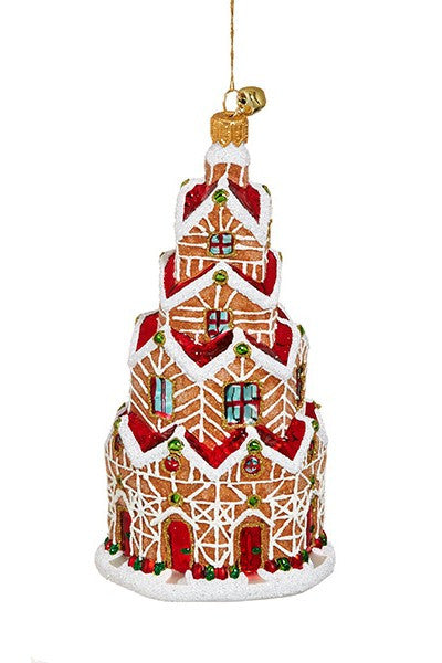 Ginger Schloss Ornament