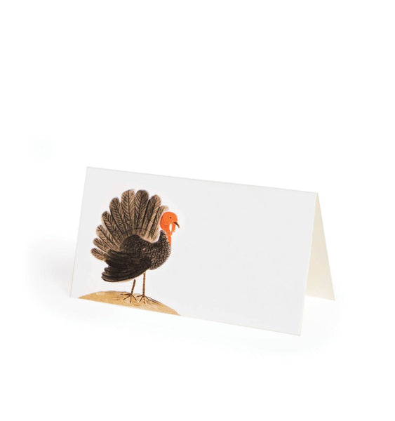 Gobble Gobble Turkey Place Cards