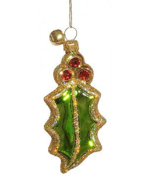 Holly by Golly Ornament