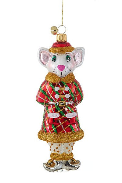 Ms. Mabel Ornament