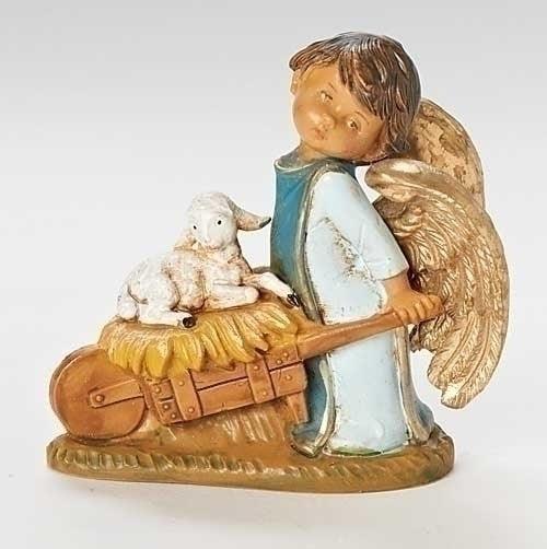 "5"" Sela Angel Nativity Figure"