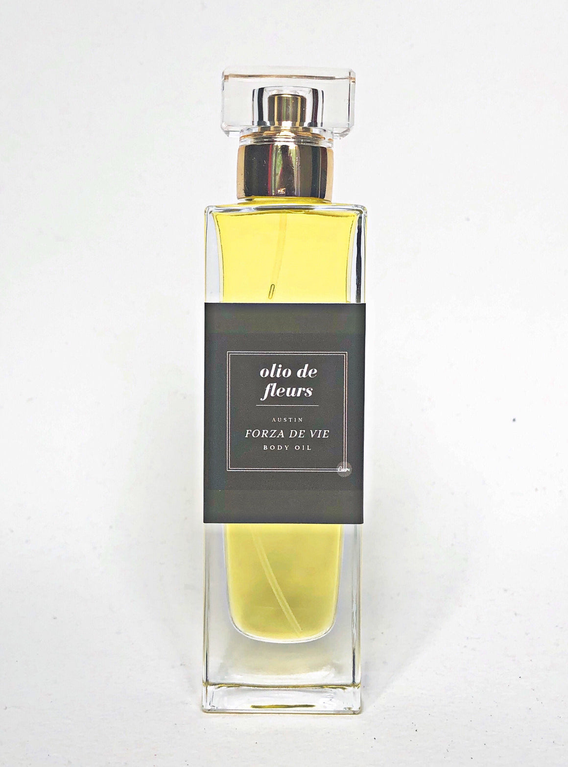 Olio de Fleurs - Natural Scented Body Oil Spray NEW