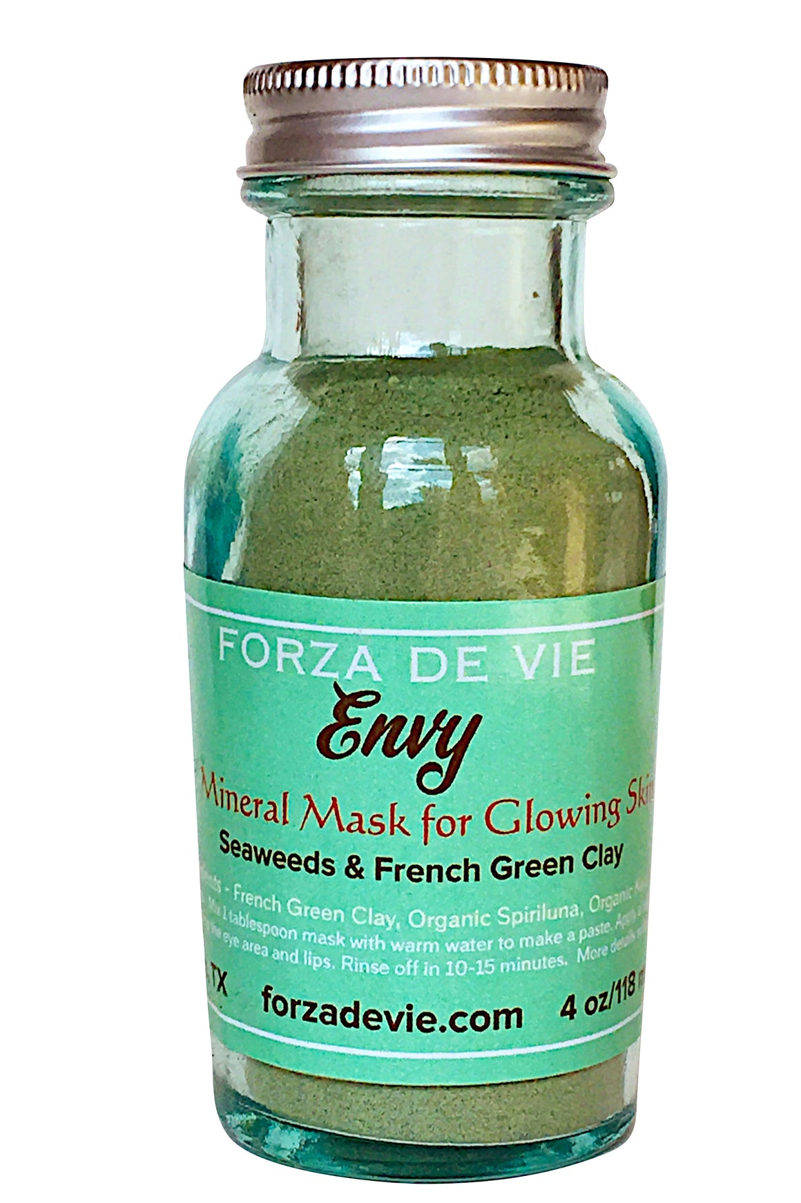 Envy - Mineral mask with seaweeds NEW!