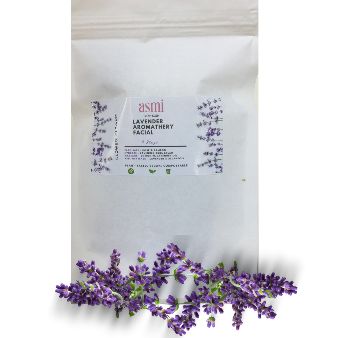 Lavender Aromatherapy Facial - Single Use Kit NEW