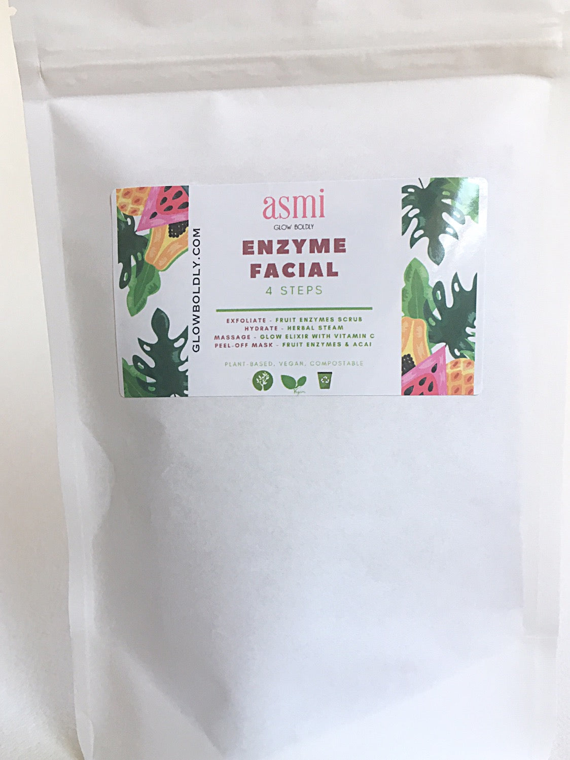 Enzyme Facial - Single Use Kit