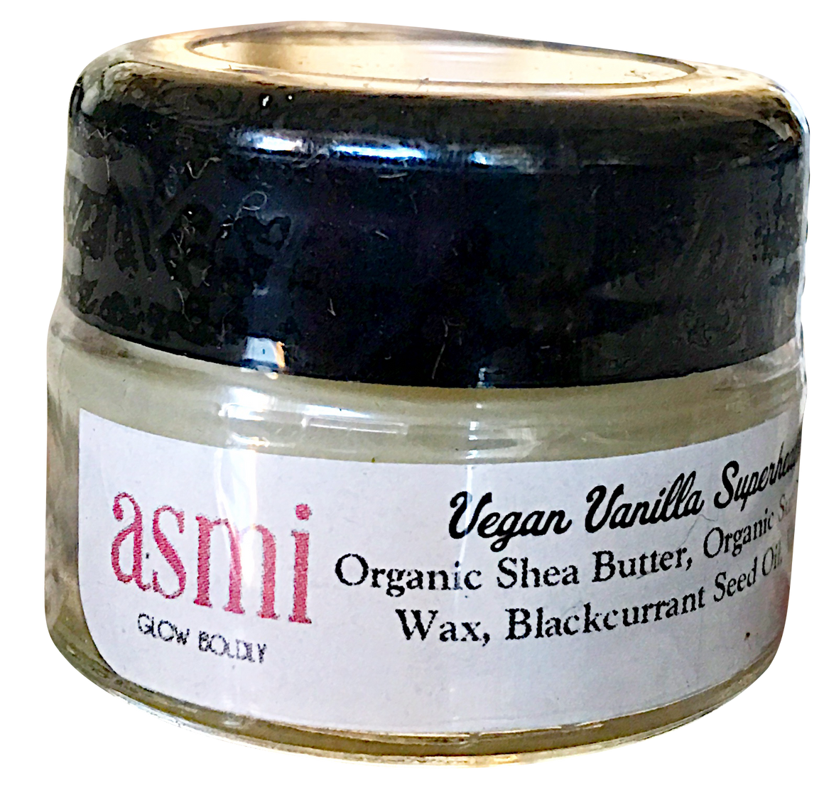 Vegan Vanilla Superhealing Lip Balm (0.25 oz) PLUS Cuticle Cream