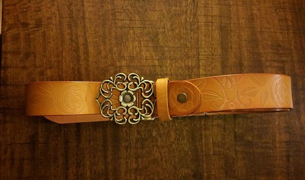 Floral Fields Belt