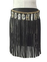 Festive Fringed Belt