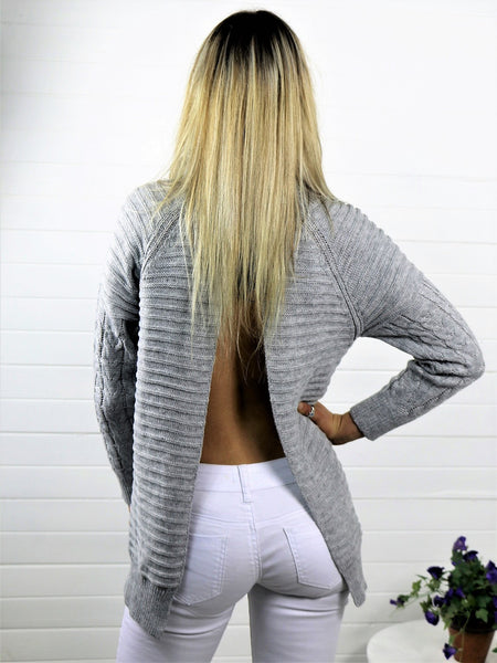 Chiquita Backless Jumper