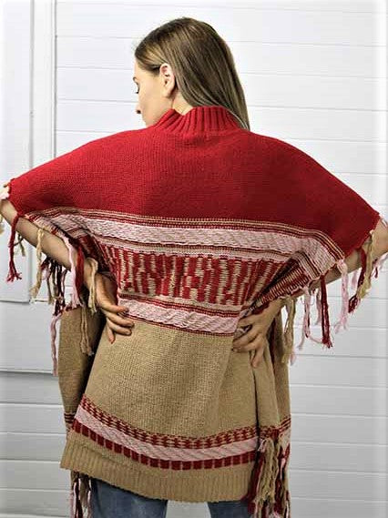 Mexican Treat Poncho