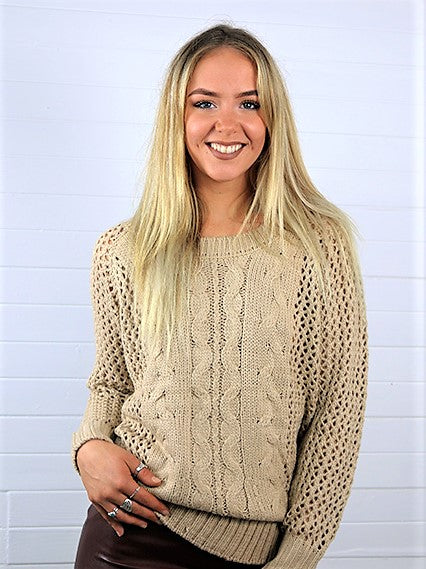 Sweet Winter Jumper