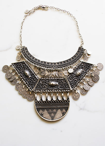 Egyptian Wind Necklace