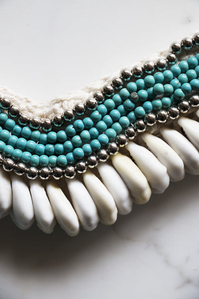 Teal Dreams Choker