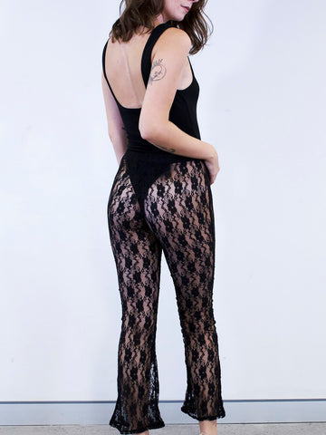 Lily Lace Flares