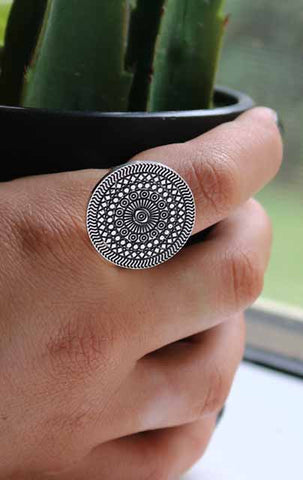 Roaming Eye Ring