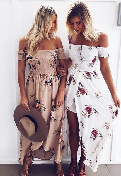 Morning Rose Maxi