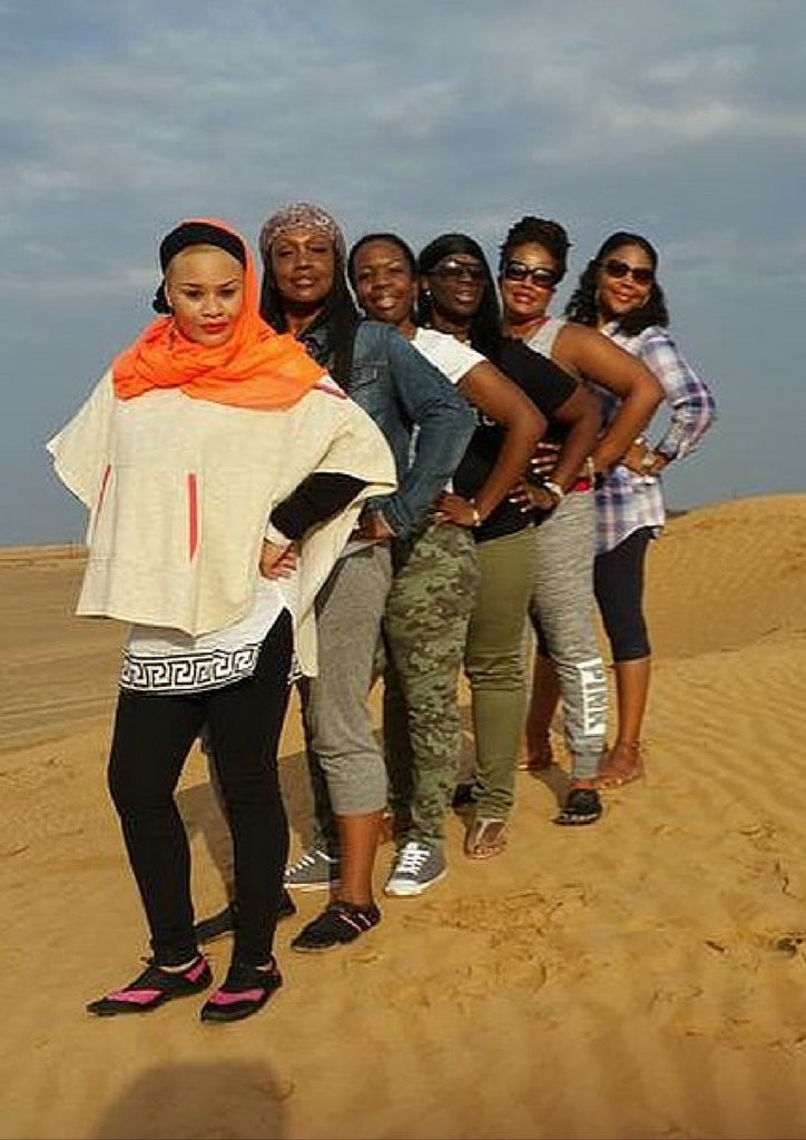 Dubai Group Tour 2017