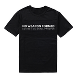 No Weapon Graphic Tee