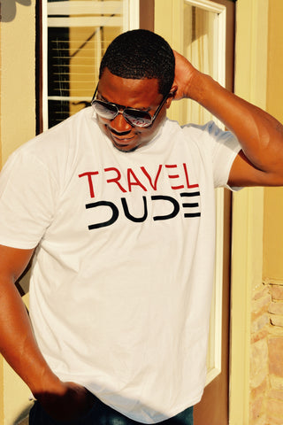 Travel Dude Short Sleeve T-shirt