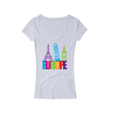 Europe Short Sleeve T-shirt