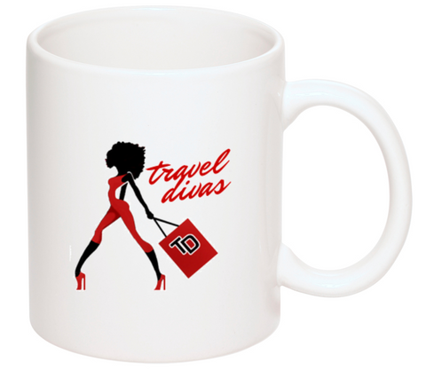 Travel Divas Coffee Mug