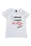 My Status Short Sleeve T-shirt