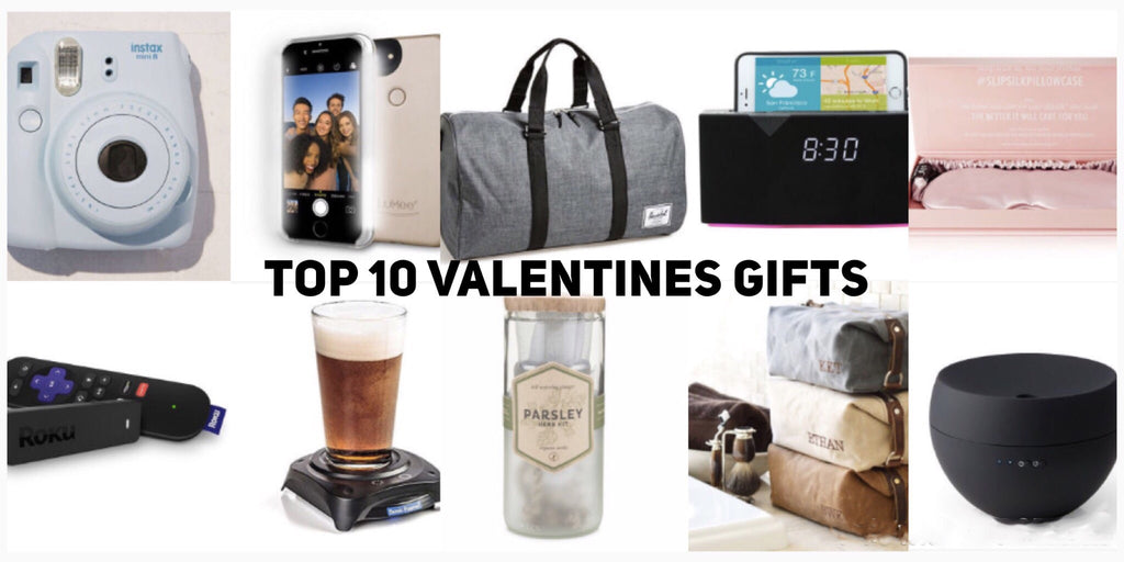Top 10 Awesome Gifts for Your Valentine