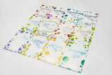 Birthstones - 12 Month Foiled Journaling Cards