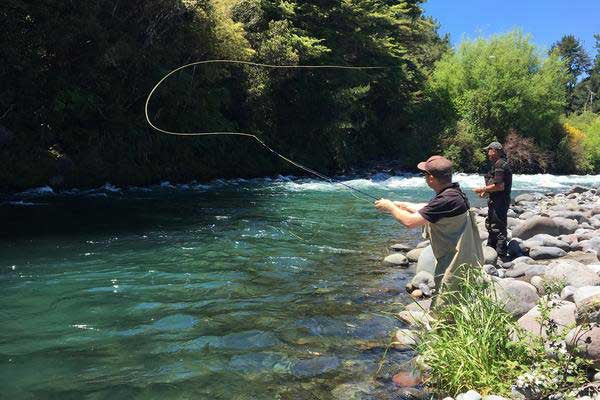 New Zealand - Trout Hunting
