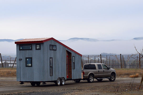 SHEDsistence's Tiny House