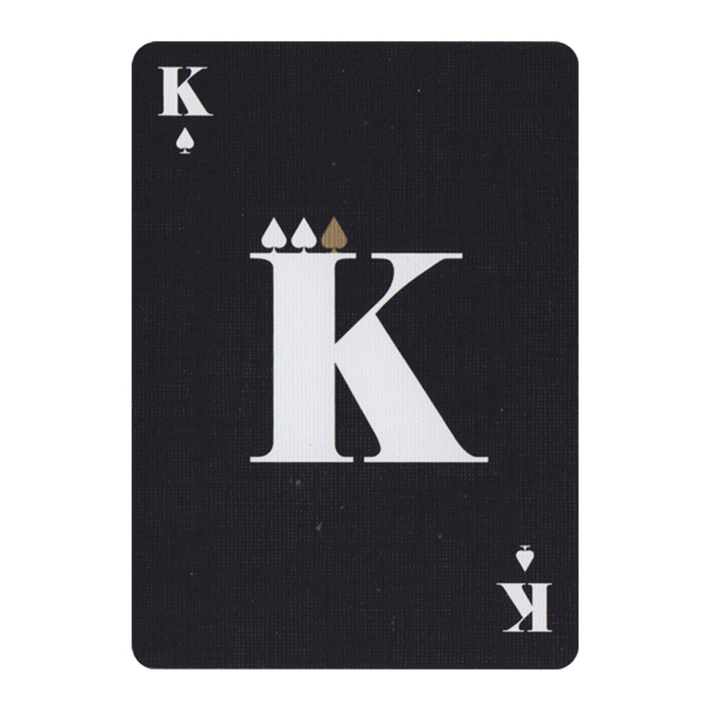 bespoke playing cards