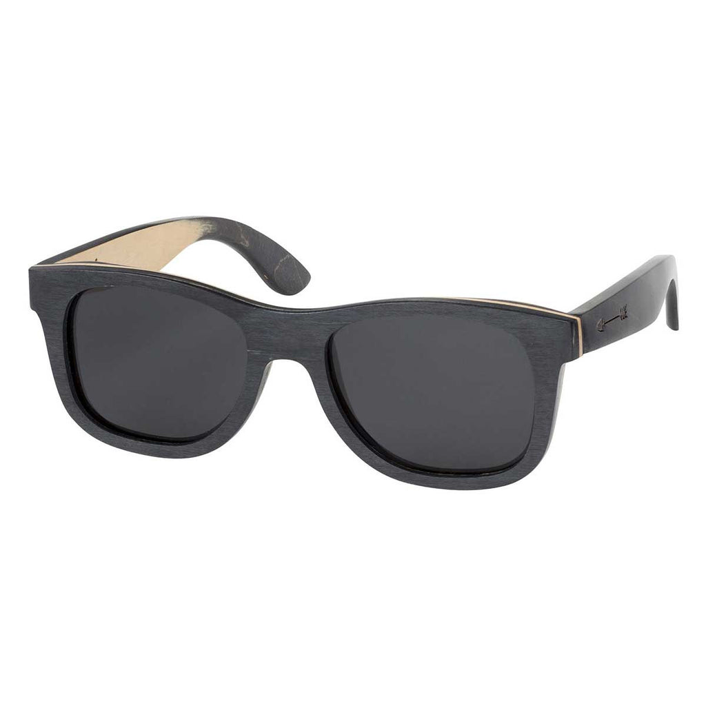australia chief cherokee bamboo black sunglasses
