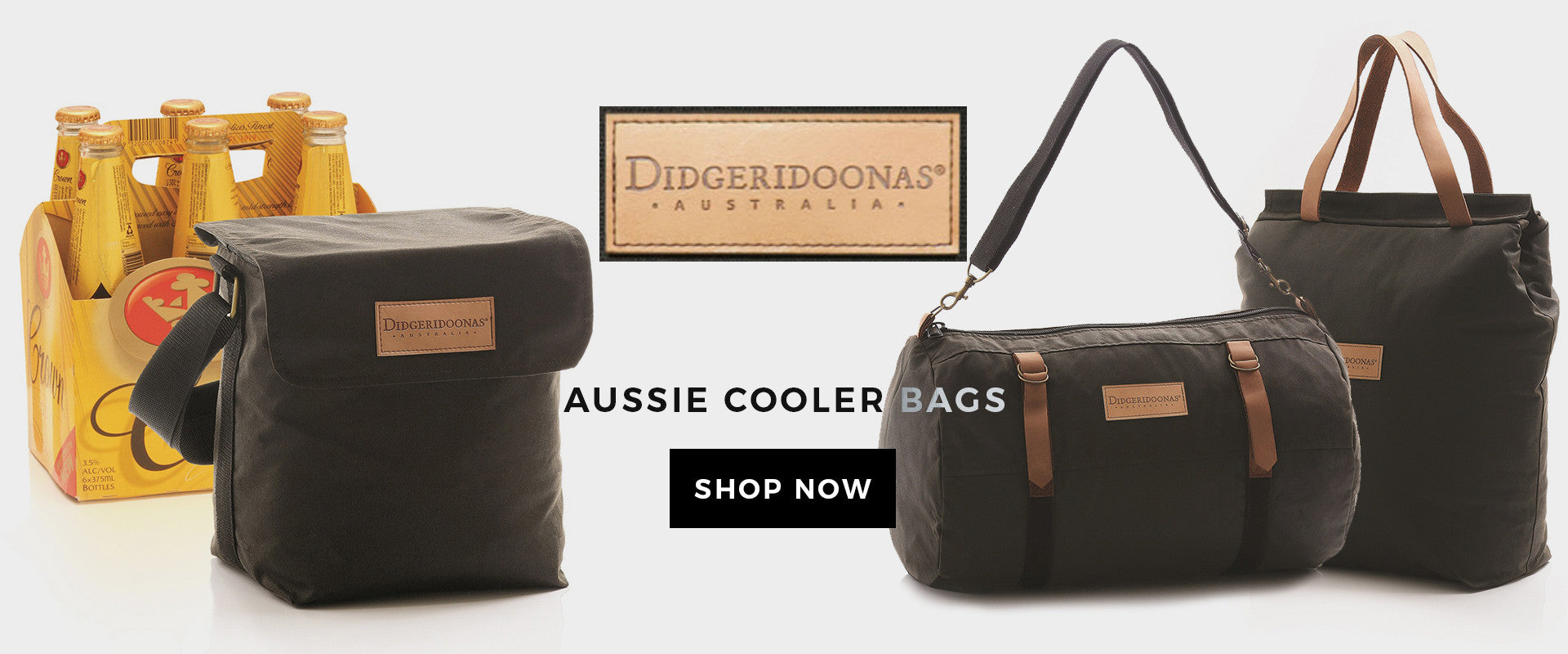 didgeridoonas australian insulated cooler bags