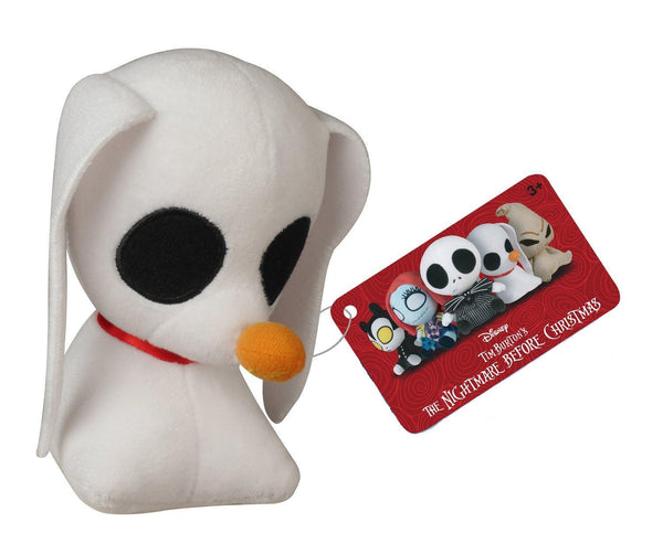 Nightmare Before Christmas Plush Toy Action Figures